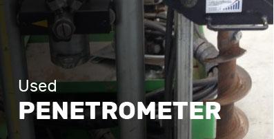 used penetrometers